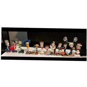 Danbury Mint Calander Figurines